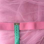 Материалы для творчества ручной работы. Ярмарка Мастеров - ручная работа Резинка цветная под фатин. Handmade.