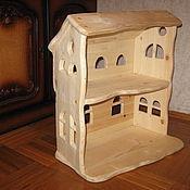 Куклы и игрушки ручной работы. Ярмарка Мастеров - ручная работа Домик для кукол-2. Handmade.