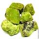 Натуральный зеленый опал