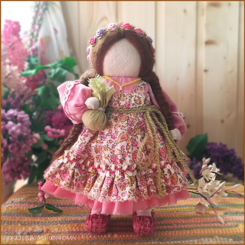 Именинница, Народная кукла, Санкт-Петербург,  Фото №1