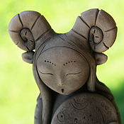 Куклы и игрушки ручной работы. Ярмарка Мастеров - ручная работа Голос горьких трав. Handmade.