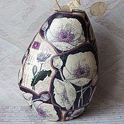 Для дома и интерьера ручной работы. Ярмарка Мастеров - ручная работа Керамическая ваза Маковый шик. Handmade.