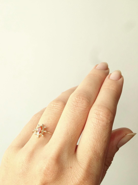 Самодельное кольцо на палец фото