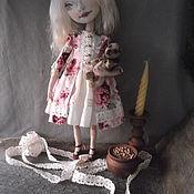 Куклы и игрушки ручной работы. Ярмарка Мастеров - ручная работа Танечка. Handmade.