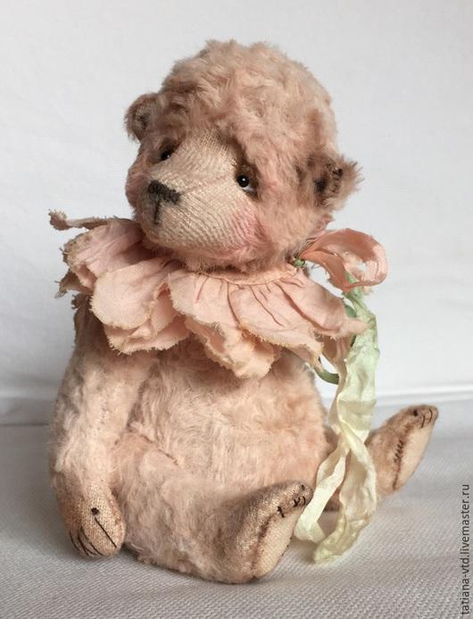 Мишки Тедди ручной работы. Ярмарка Мастеров - ручная работа. Купить Дени. Handmade. Кремовый, мишка тедди, вискоза Германия
