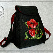 Сумки и аксессуары handmade. Livemaster - original item Backpack SP Maki. Handmade.
