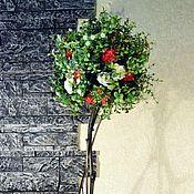 Цветы и флористика ручной работы. Ярмарка Мастеров - ручная работа Топиарий Весна. Handmade.