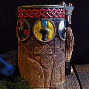 Посуда handmade. Livemaster - original item Beer mug