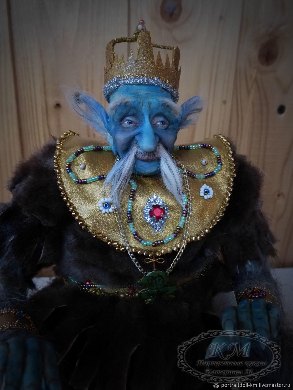 Царь Подводный из фильма, Мягкие игрушки, Новосибирск,  Фото №1