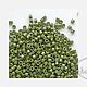 263   opaque luster olive green\r\n          непрозрачный радужный оливково-зелёный