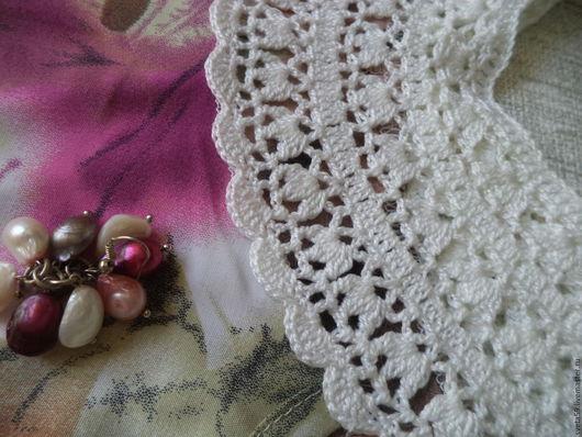 Платья ручной работы. Ярмарка Мастеров - ручная работа. Купить Платье для дочки. Handmade. Бледно-розовый, вискоза италия