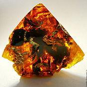Материалы для творчества handmade. Livemaster - original item A Piece Of Amber St-039. Handmade.