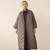 Одежда handmade. Livemaster - original item Mixx insulated coat. Handmade.