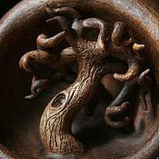 Для дома и интерьера ручной работы. Ярмарка Мастеров - ручная работа Ваза Дерево. Handmade.