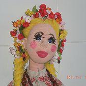 Куклы и игрушки ручной работы. Ярмарка Мастеров - ручная работа МАРУСЯ кукла ручной работы. Handmade.