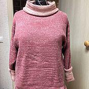 Одежда ручной работы. Ярмарка Мастеров - ручная работа Двусторонний свитер. Handmade.