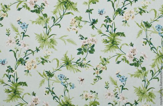 Премиальная портьерная ткань Sanderson Англия Эксклюзивные и премиальные английские ткани, знаменитые шотландские кружевные тюли, пошив портьер, а также готовые шторы и декоративные подушки.