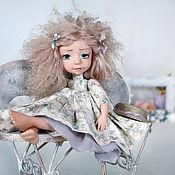 """Куклы и игрушки ручной работы. Ярмарка Мастеров - ручная работа Кукла Болтушка """"Асенька"""". Handmade."""