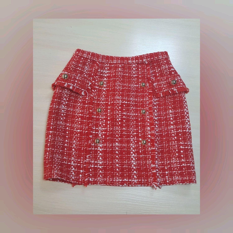 Юбки ручной работы. Ярмарка Мастеров - ручная работа. Купить Твидовая юбка.  Handmade. eda205fcd11