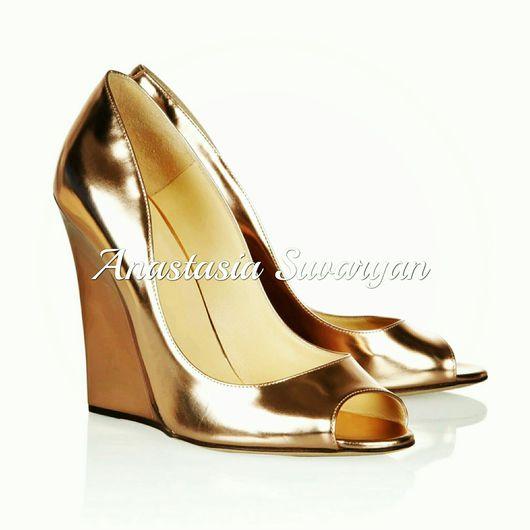 Обувь ручной работы. Ярмарка Мастеров - ручная работа. Купить Туфли женские. Handmade. Обувь ручной работы, туфли