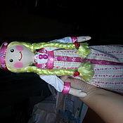 Куклы и игрушки ручной работы. Ярмарка Мастеров - ручная работа две сестренки. Handmade.