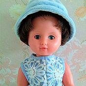 винтажная французская кукла фирмы Бирже
