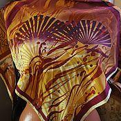 Винтаж ручной работы. Ярмарка Мастеров - ручная работа Pierre Cardin.  Шелк. Handmade.