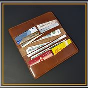 Сумки и аксессуары handmade. Livemaster - original item Men`s wallet - men`s wallet.. Handmade.