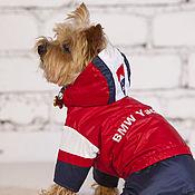 Для домашних животных, ручной работы. Ярмарка Мастеров - ручная работа Комбинезон для собаки ЯхтСпорт. Handmade.