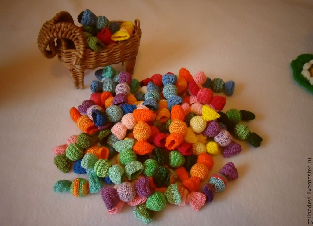 candy knit 'holi' (children and adults), Stuffed Toys, Moscow,  Фото №1
