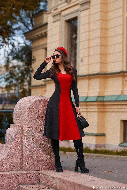 Платье двухцветное от Dior, Платья, Санкт-Петербург, Фото №1