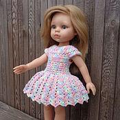Куклы и игрушки ручной работы. Ярмарка Мастеров - ручная работа Одежда для куклы Paola Reina, комплект Весенняя нежность. Handmade.