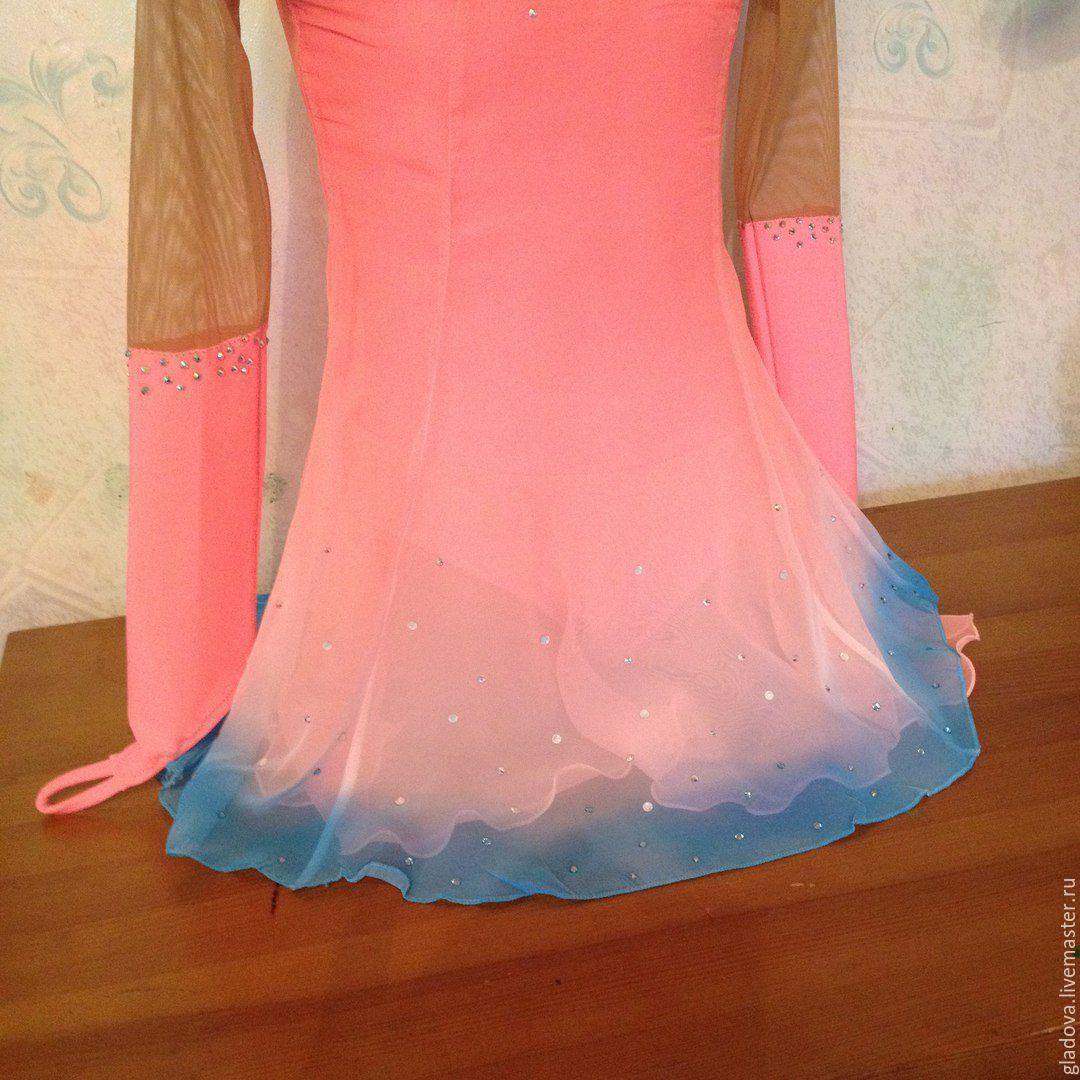 Платья для фигурного катания видео