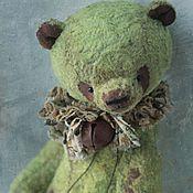 Куклы и игрушки ручной работы. Ярмарка Мастеров - ручная работа Авторский Мишка тедди Семисоль. Ищет дом. Handmade.