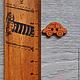Шитье ручной работы. Заказать Пуговица деревянная Машинка неокрашенная, 236. Lavka Home&Cotton. Ярмарка Мастеров. Пуговица деревянная