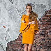 Одежда ручной работы. Ярмарка Мастеров - ручная работа Платье-футляр 00049. Handmade.