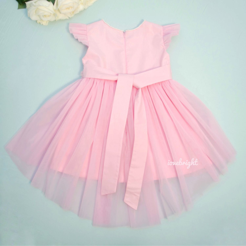 Нарядное платье «Маленькая леди»