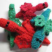 Куклы и игрушки ручной работы. Ярмарка Мастеров - ручная работа Драконы-малыши. Handmade.