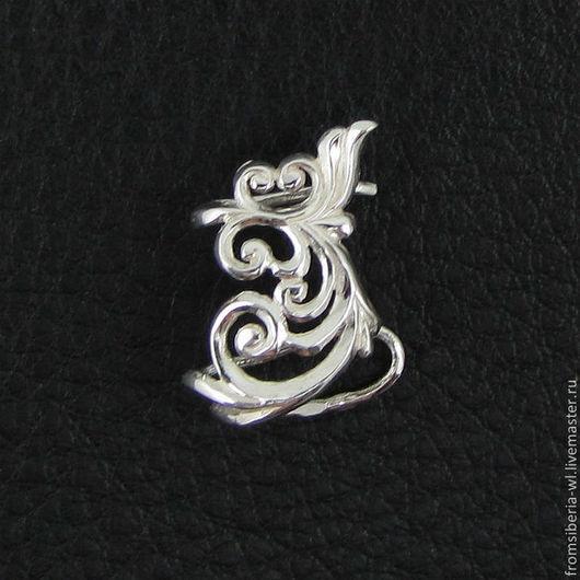 Каффы ручной работы. Ярмарка Мастеров - ручная работа. Купить Каффа серебро 925. Handmade. Каффа, каффа серебро