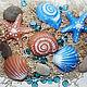 Мыло ручной работы. Ярмарка Мастеров - ручная работа. Купить Морские Ракушки (набор). Handmade. Комбинированный, морские ракушки, ракушки