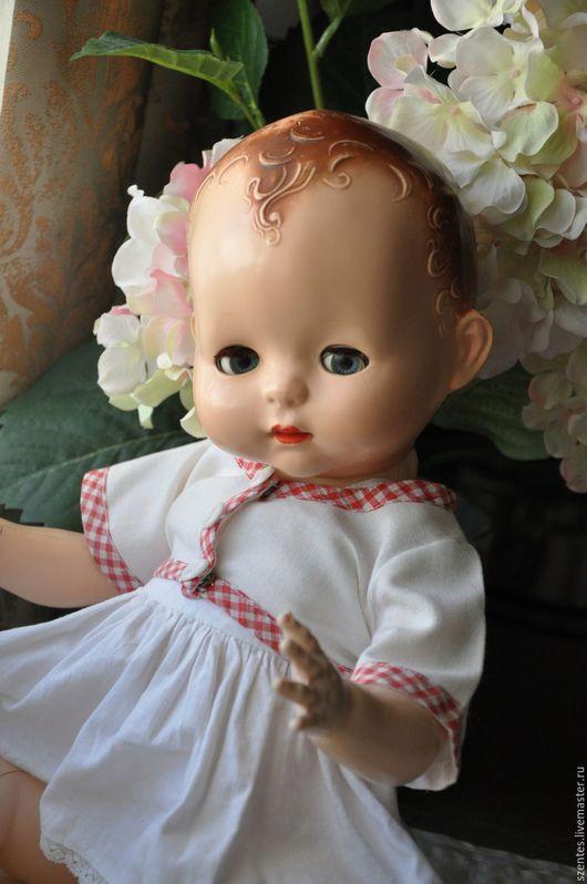 Винтажные куклы и игрушки. Ярмарка Мастеров - ручная работа. Купить Винтажный флиртун Pedigree. Handmade. Комбинированный, кукла детства