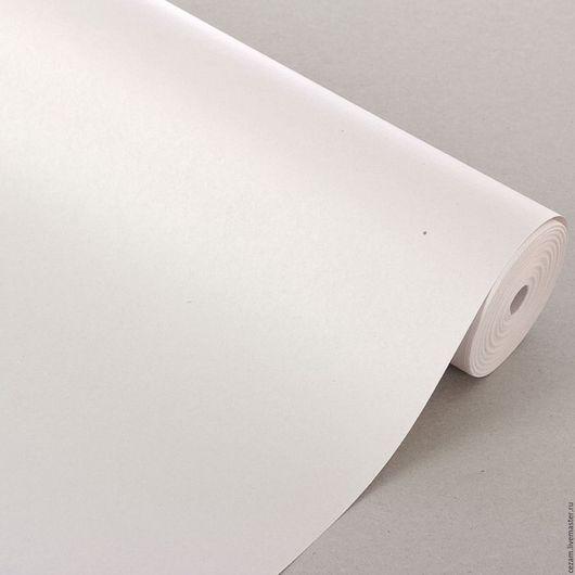 Упаковка ручной работы. Ярмарка Мастеров - ручная работа. Купить Бумага газетная, 5 метров.. Handmade. Белый, бумага газетная