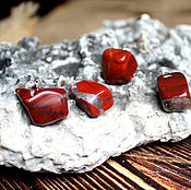 Материалы для творчества handmade. Livemaster - original item Pendants made of stones