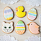 Set Easter baby cakes. Gingerbread Cookies Set. prynik. Online shopping on My Livemaster.  Фото №2