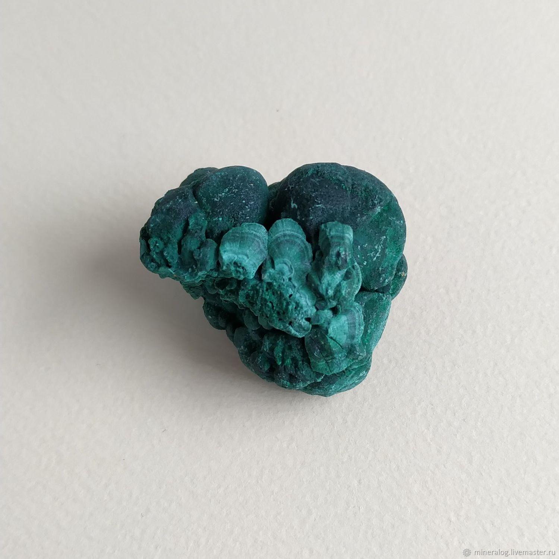 Малахит коллекционный минерал, Минералы, Москва,  Фото №1