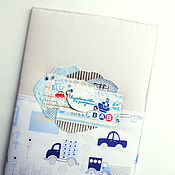 Folder handmade. Livemaster - original item The location for the Certificate on the birth of a boy. Handmade.