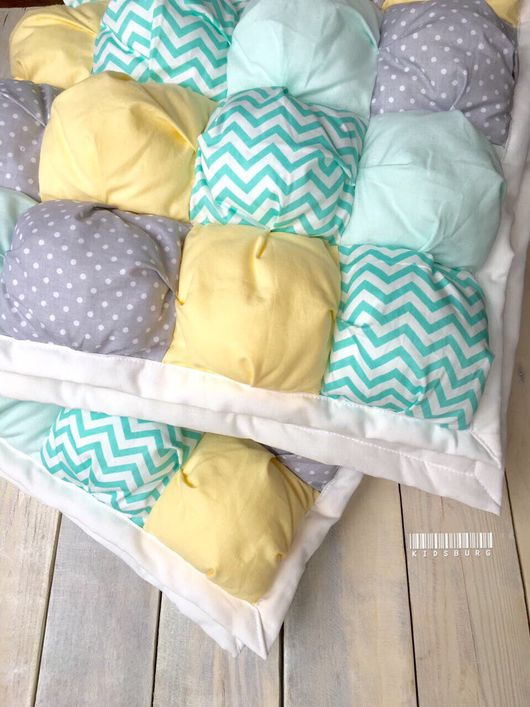 Пледы и одеяла ручной работы. Ярмарка Мастеров - ручная работа. Купить Бомбон одеяло. Handmade. Бомбон, одеяло детское