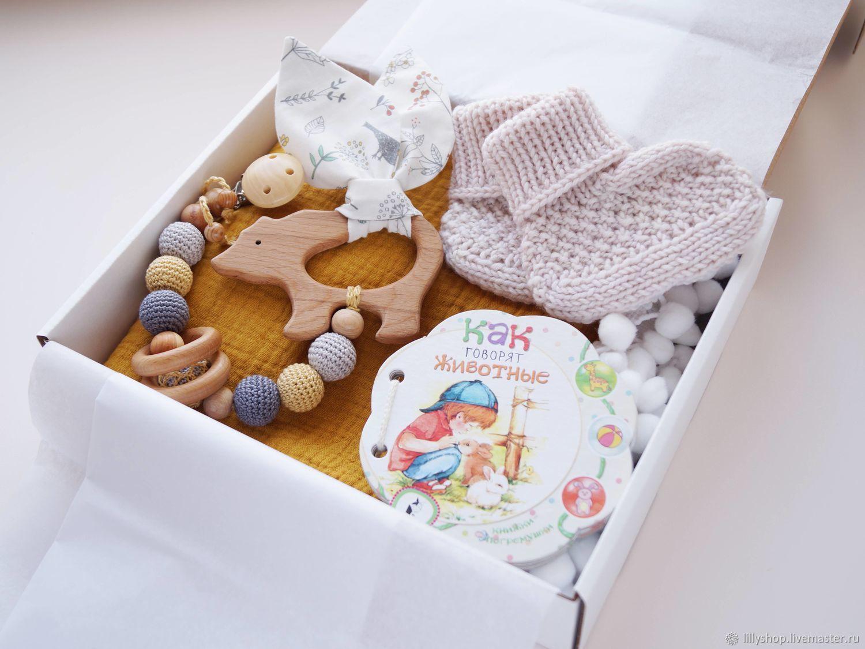 Подарок для новорожденного, подарок на рождение ребенка, Подарок новорожденному, Санкт-Петербург,  Фото №1