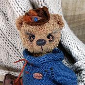 Куклы и игрушки handmade. Livemaster - original item Bear Robin in sweater toy. Handmade.