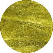 handmade. Livemaster - original item Mulberry silk(mulberry) light green.10 gr Germany. Handmade.
